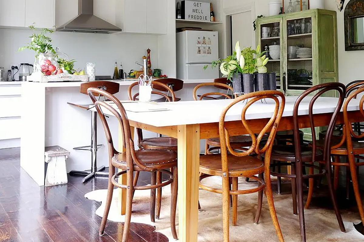 6 modi per arredare una cucina in stile eclettico