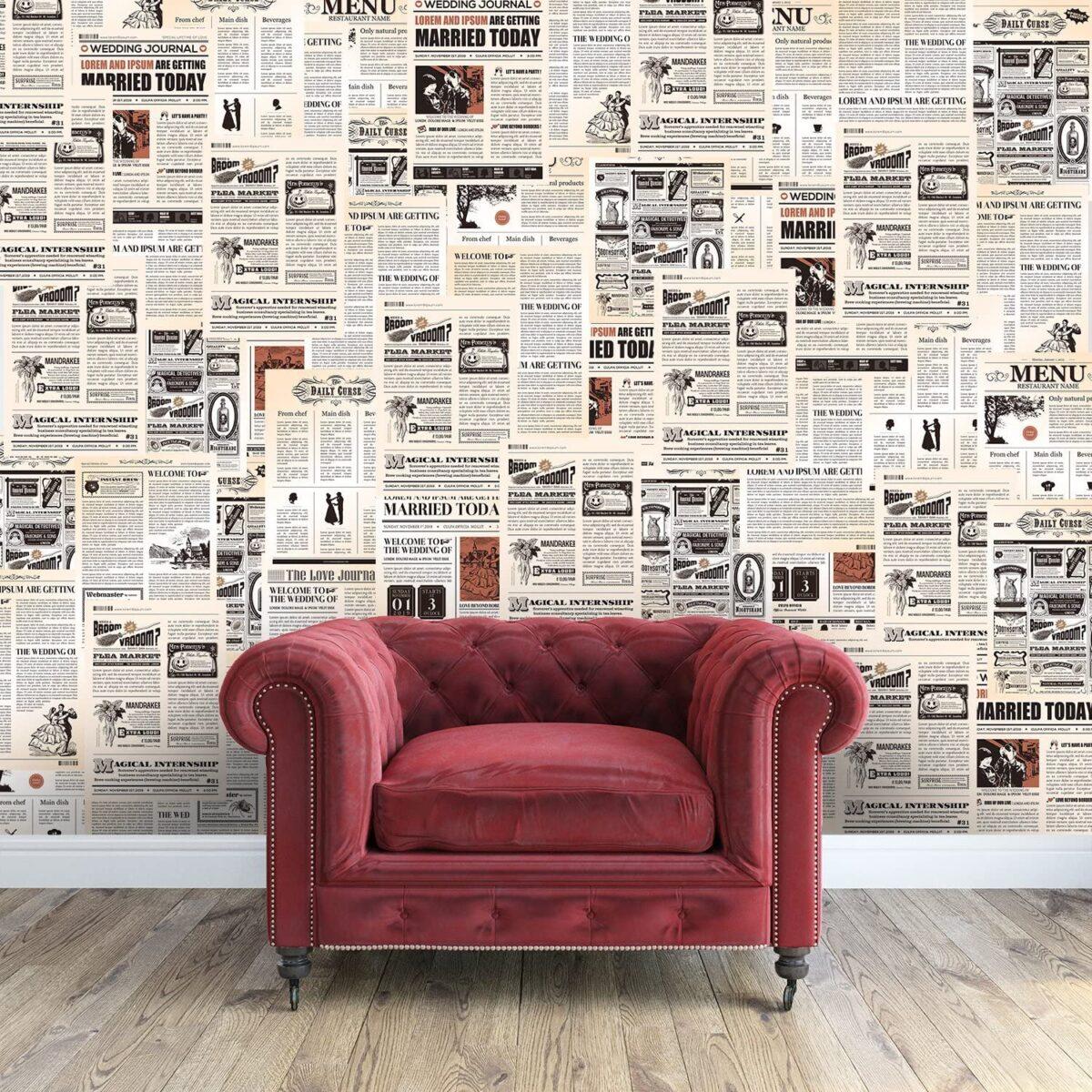 decorare-casa-con-giornali-vecchi-4