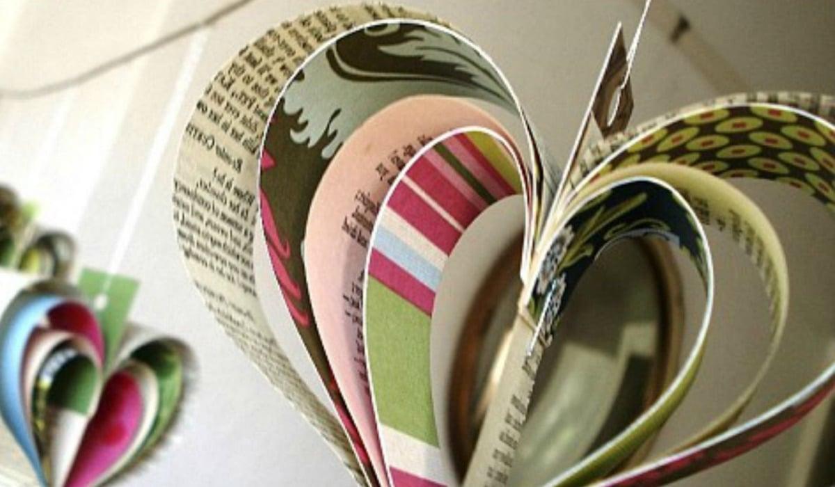 decorare-casa-con-giornali-vecchi