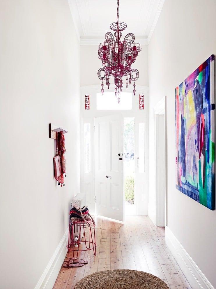 ingresso-stile-eclettico-luce