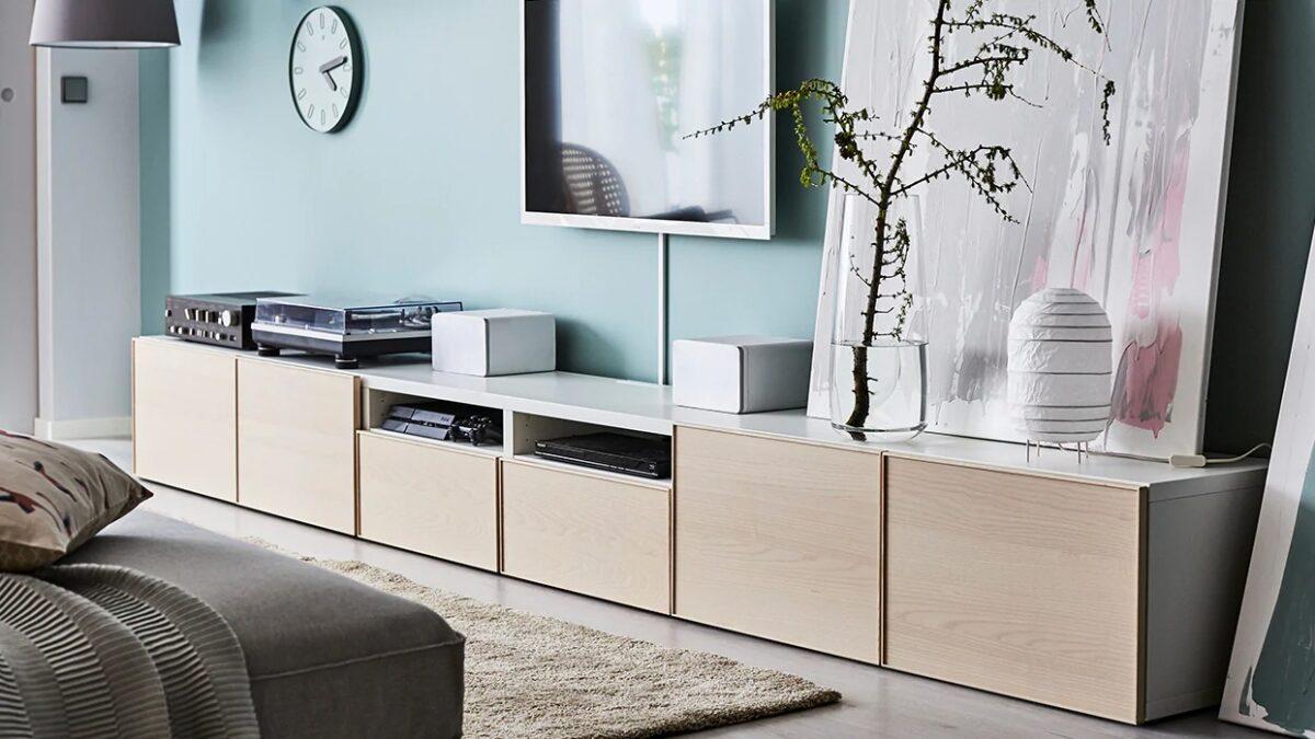 Mobili TV Ikea: la gamma completa