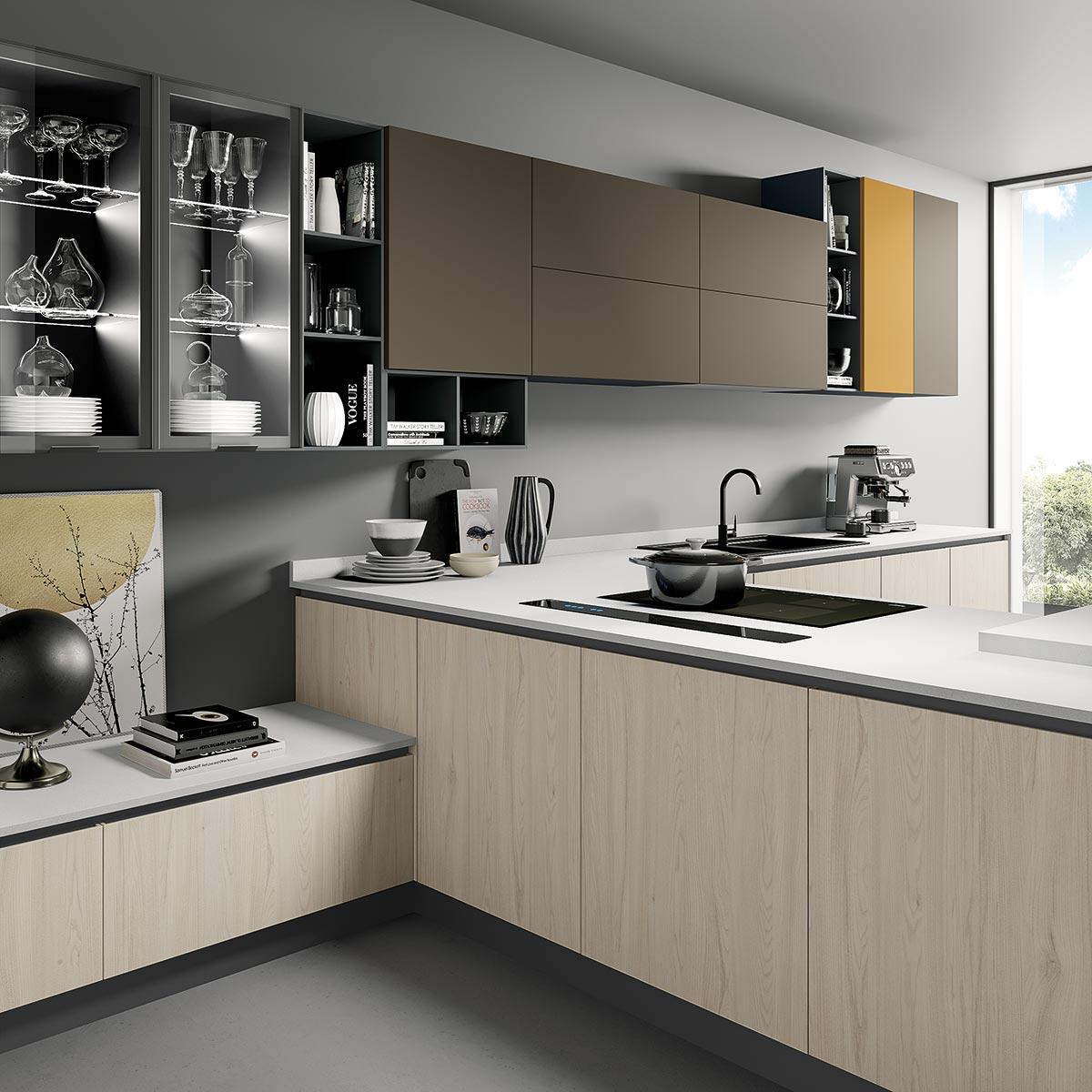Mobilturi catalogo 2021: le proposte cucina simbolo del made in Italy