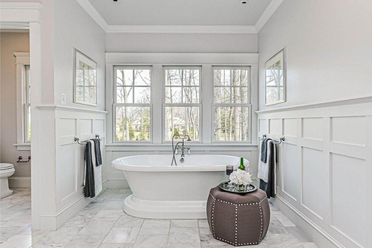 Pareti in cartongesso: 5 proposte per il bagno