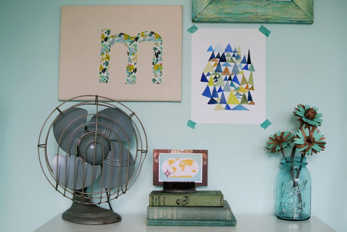 Quadri fai da te per abbellire casa: 10 idee per stupire