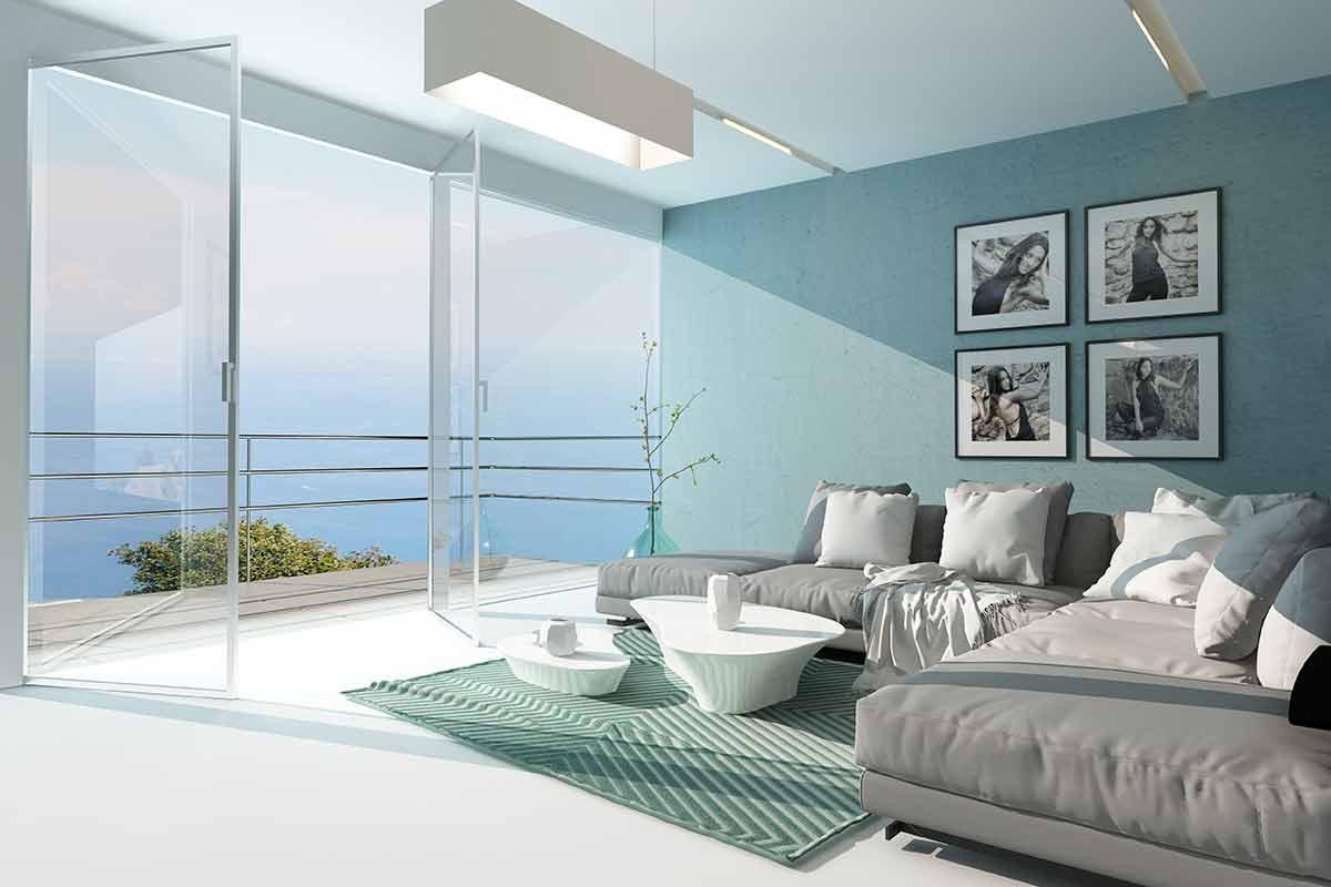 soggiorno-pareti-color-carta-da-zucchero-contemporaneo
