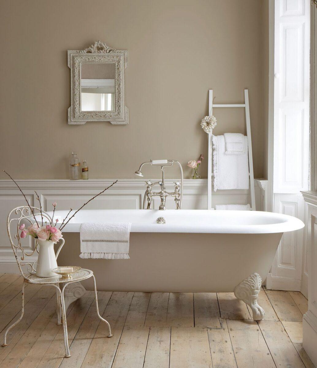 vasca-bagno-stile-shabby-chic-rosa-cipria