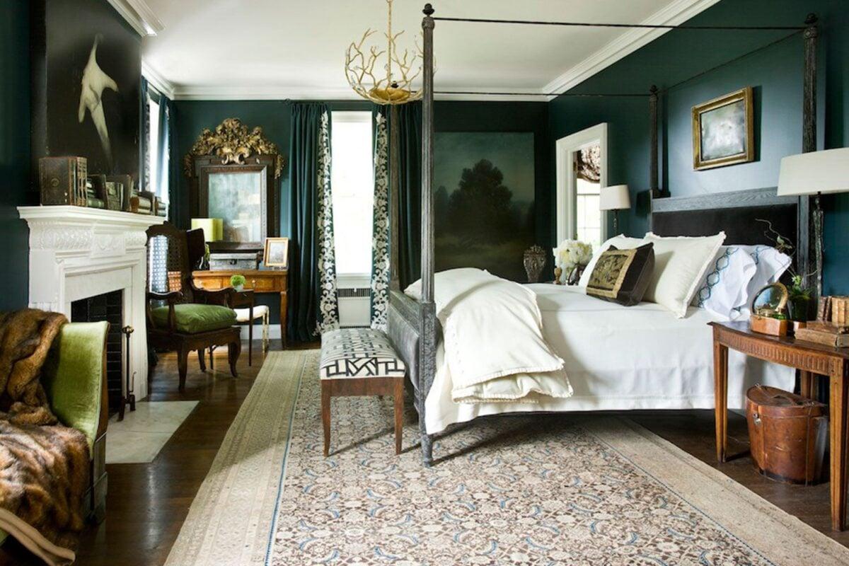 5 colori per la camera da letto a cui non avevi mai pensato