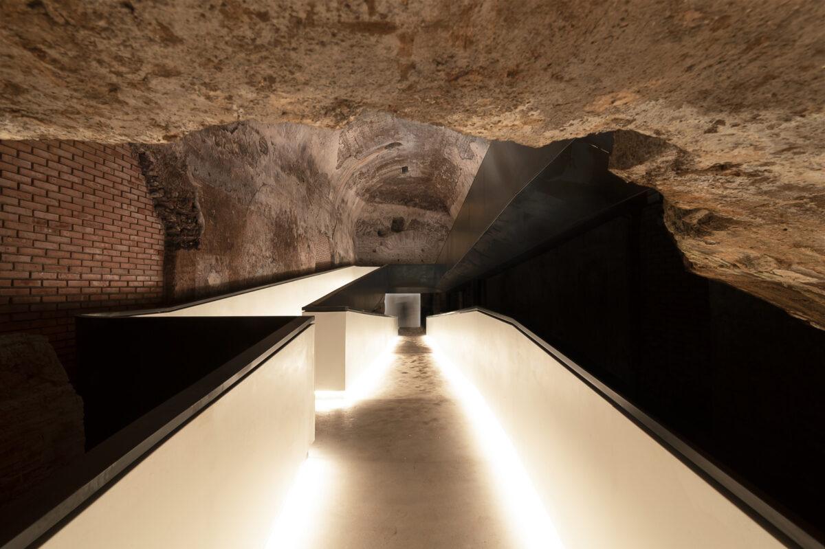 Stefano Boeri Architetti: svelato il progetto di un nuovo ingresso per la Domus Aurea