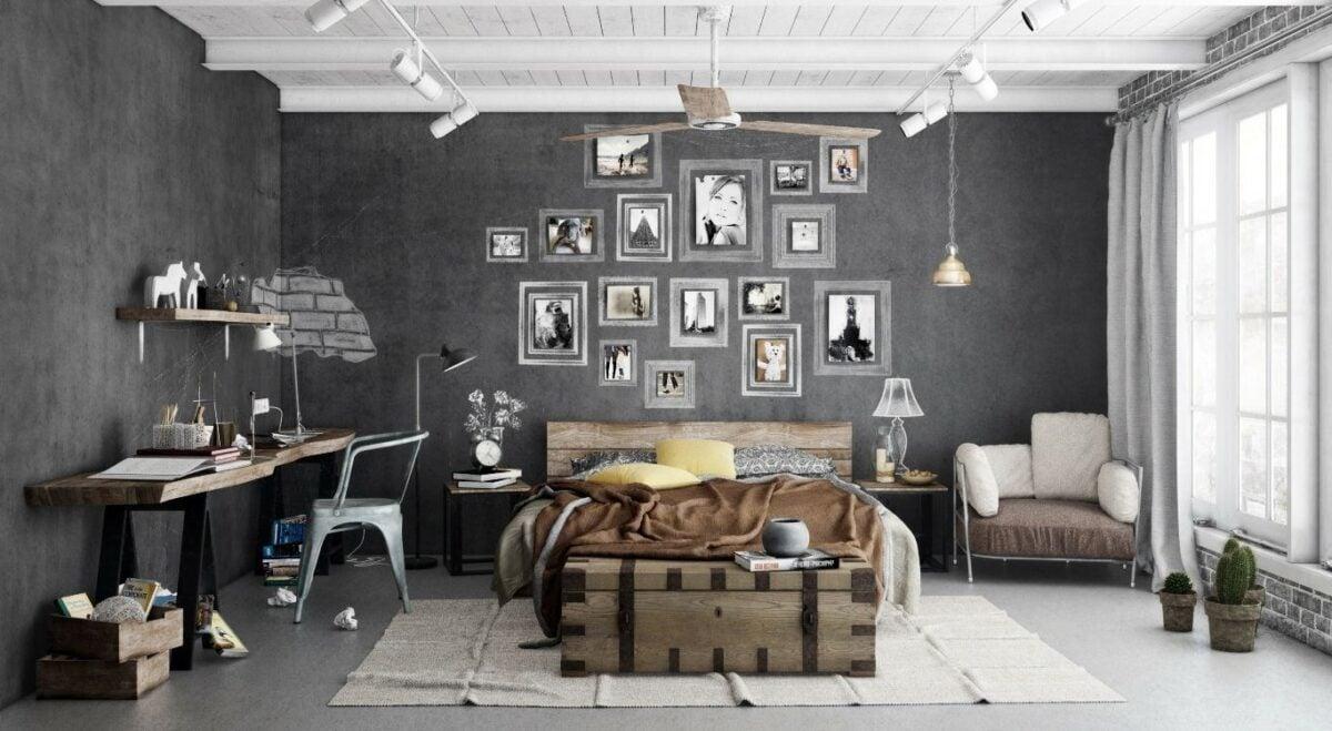 Stile-industrial-chic-definizione-idee-mobili-1