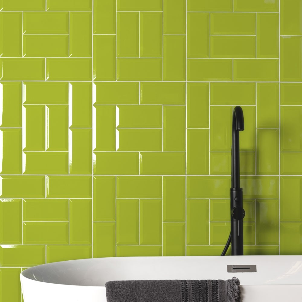 bagno-pareti-color-verde-lime 18
