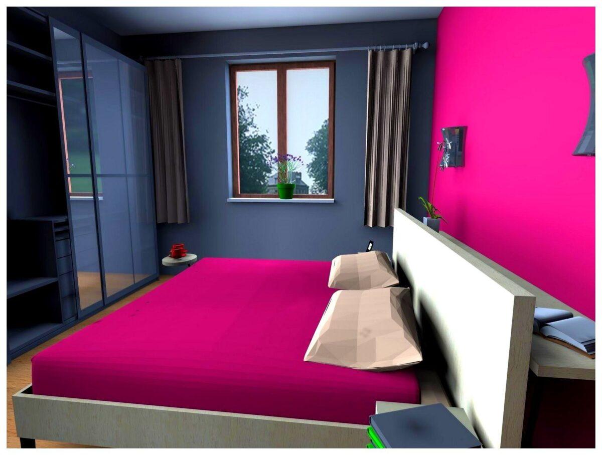 camera-da-letto-color-fuxia-10
