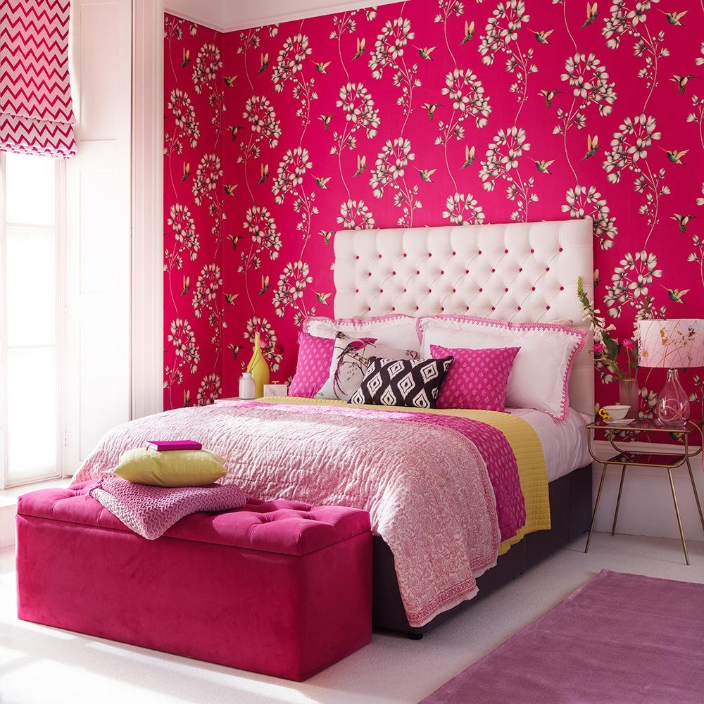 camera-da-letto-color-fuxia-8