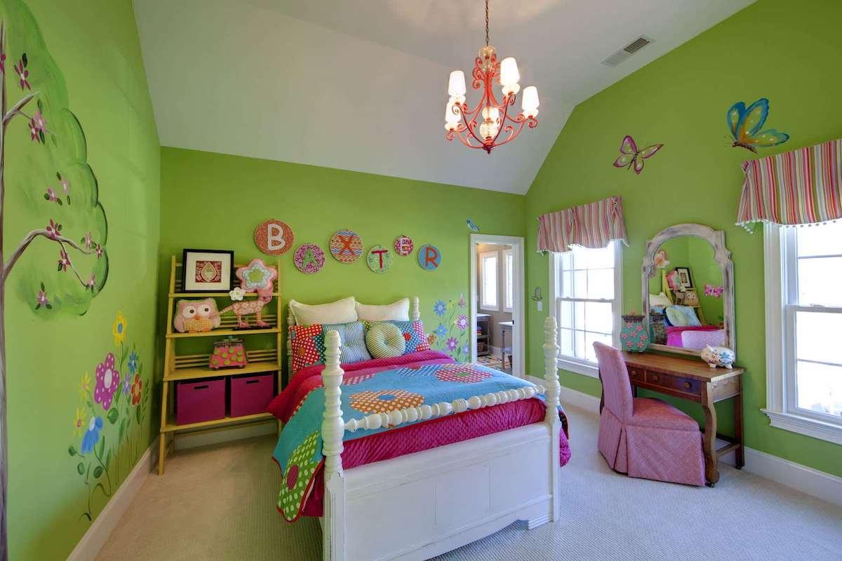 camera-da-letto-pareti-verde-lime-14