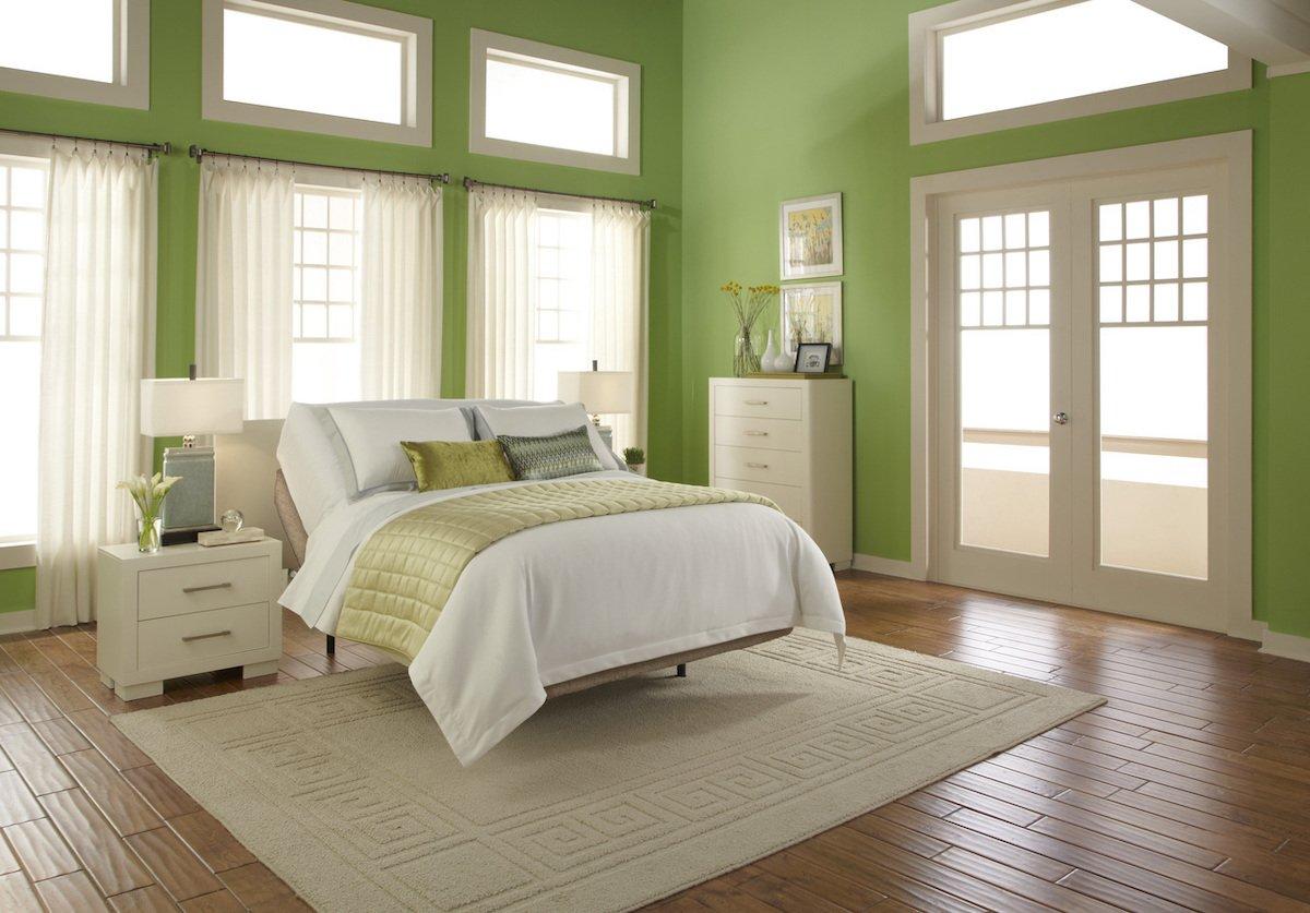 camera-da-letto-pareti-verde-lime-8