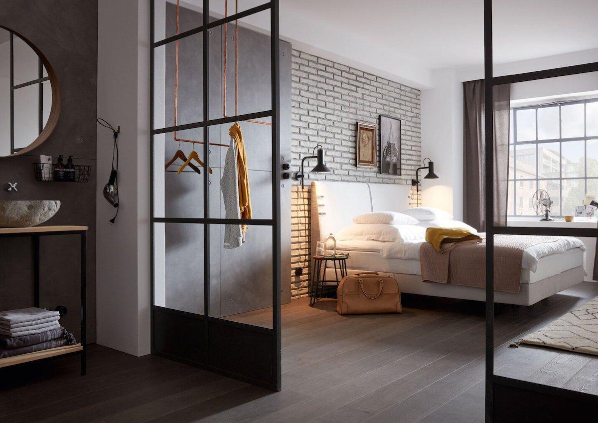 camera-da-letto-stile-industrial-chic-6