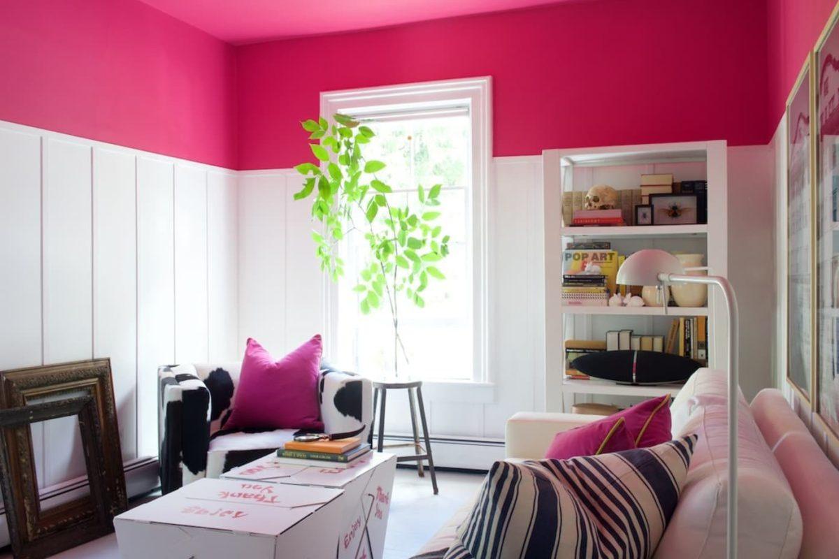 Colori stravaganti per dipingere il soffitto: 5 idee per la quinta parete