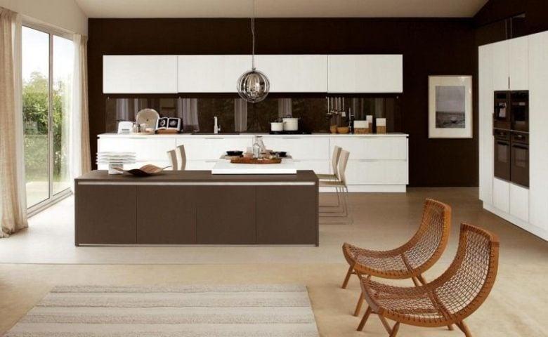 cucina-pareti-color-marrone-8
