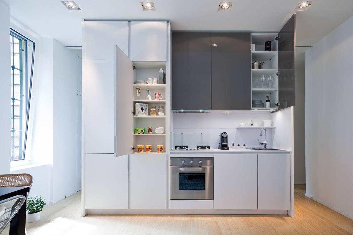 cucina-piccola-lineare-come-arredare-1