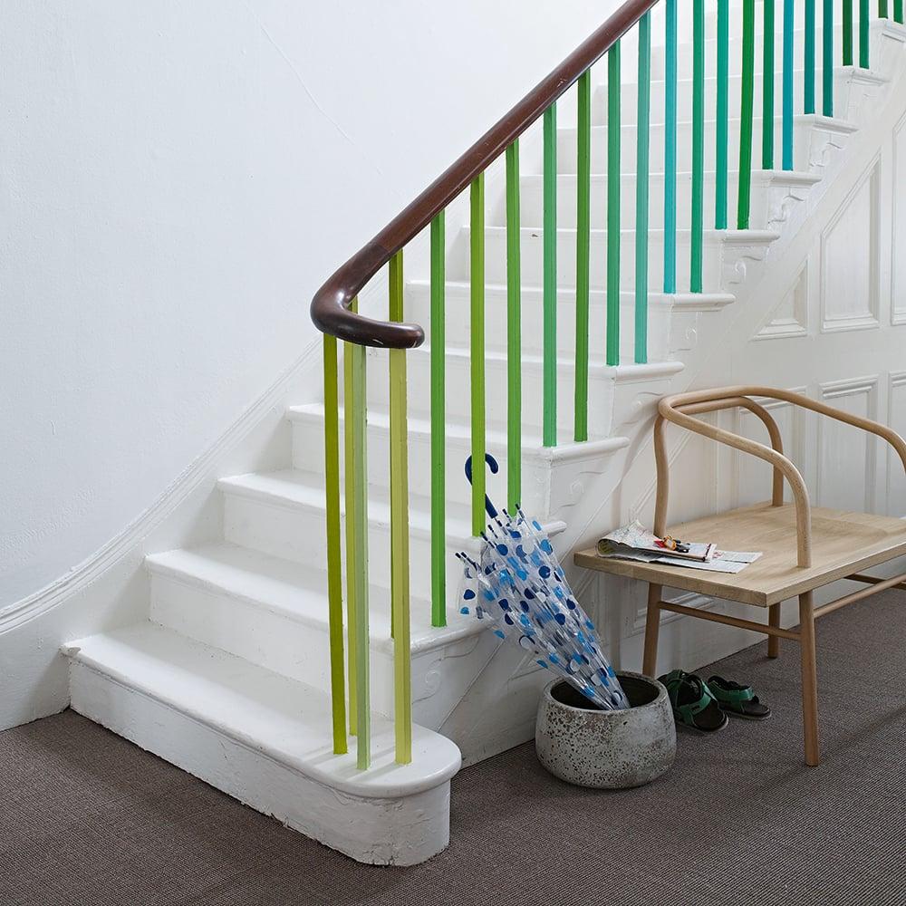 Decorare le scale in modo originale: alcune idee