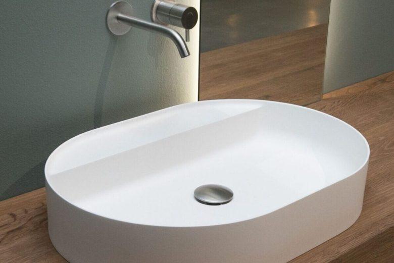 Lavabo opaco: idee di arredo per un bagno moderno