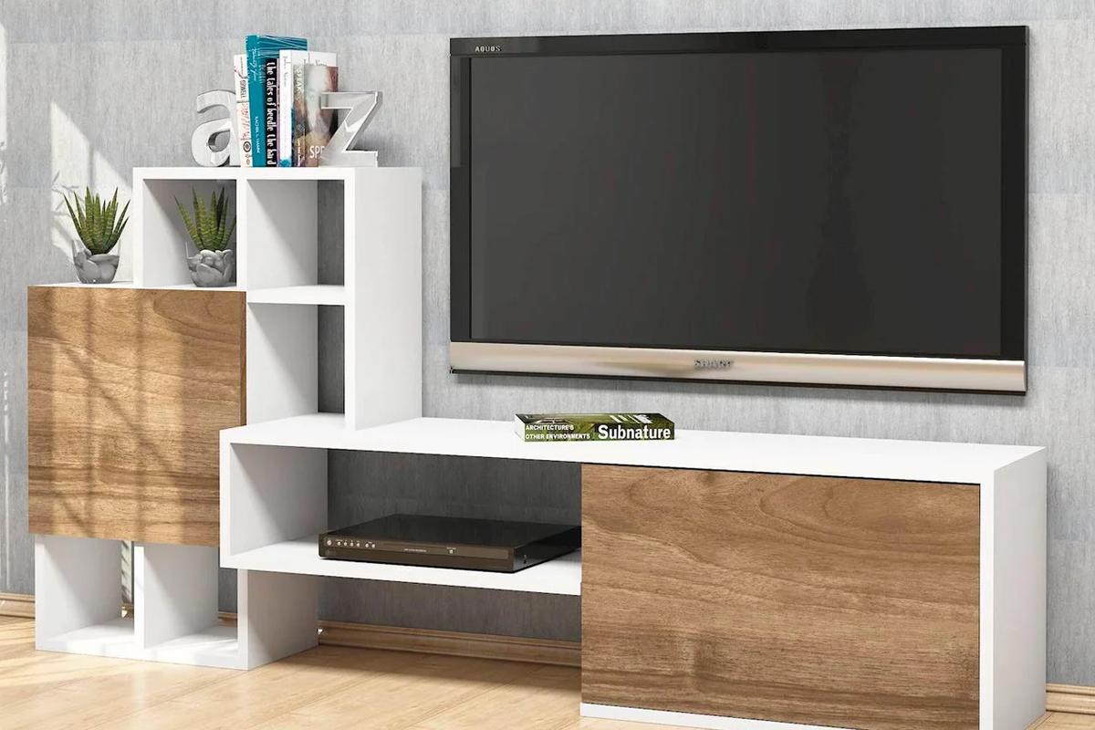 Leroy Merlin Mobile TV: 6 modelli perfetti per il tuo salotto