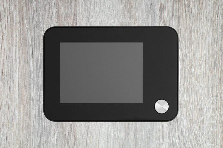 72549989 – electronic door peephole.