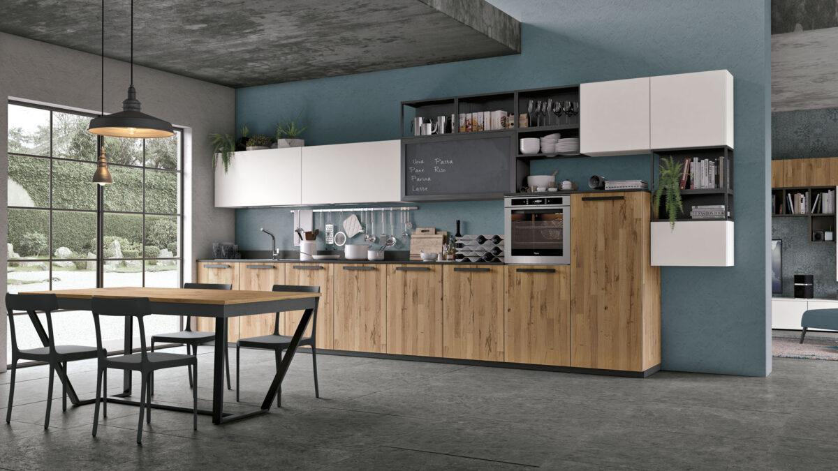 stile-industrial-chic-arredare-cucina-6