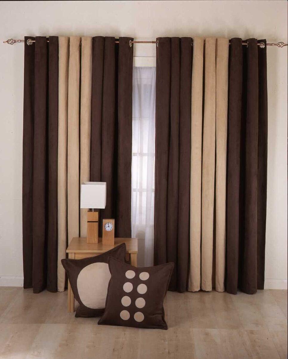 Come scegliere le tende per un soggiorno moderno