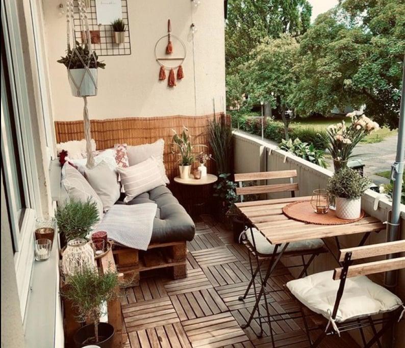 Abbellire-un-balcone-in-stile-bohemien-5