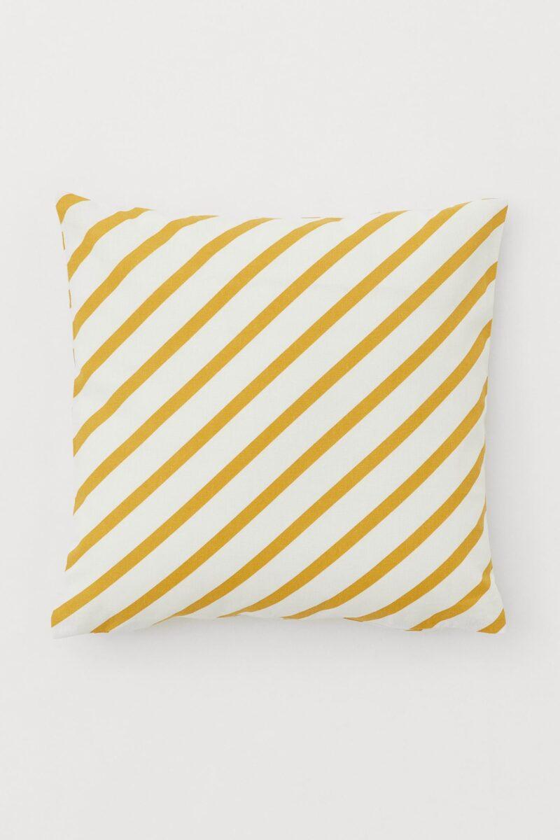 hm-home-copricuscino-giallo-
