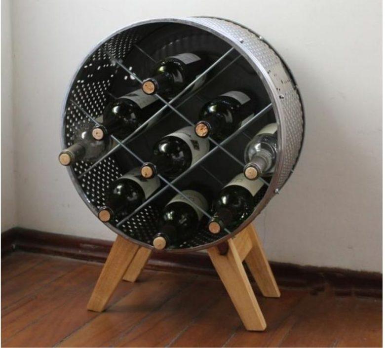 Arredare casa con vecchi elettrodomestici: 10 idee geniali