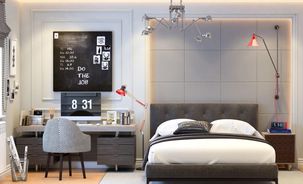 camera-letto-stile-americano-camerette