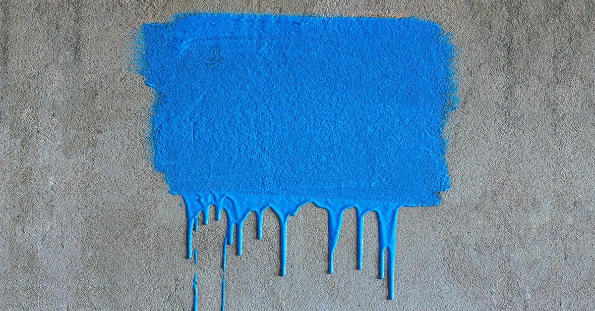 come-dipingere-parete-colorata