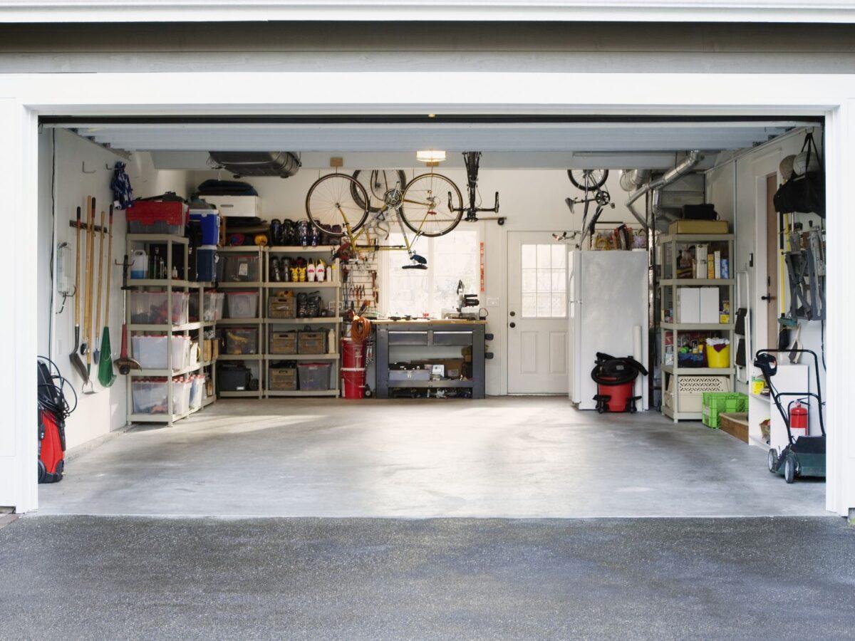 Come scegliere il pavimento per il garage