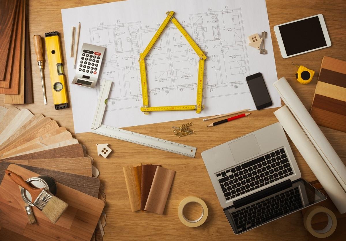 Ristrutturare casa: cosa guardare, progetto, idee