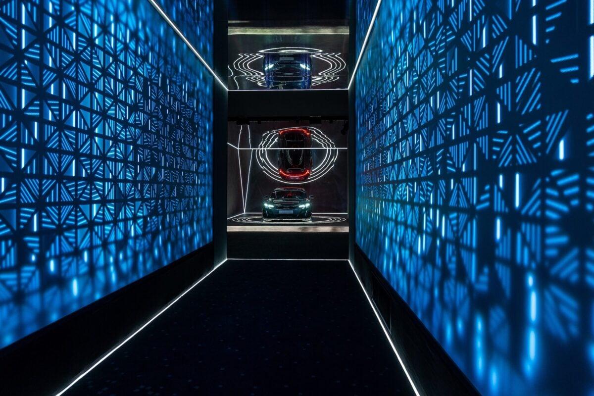Audi City Lab Milano 2021
