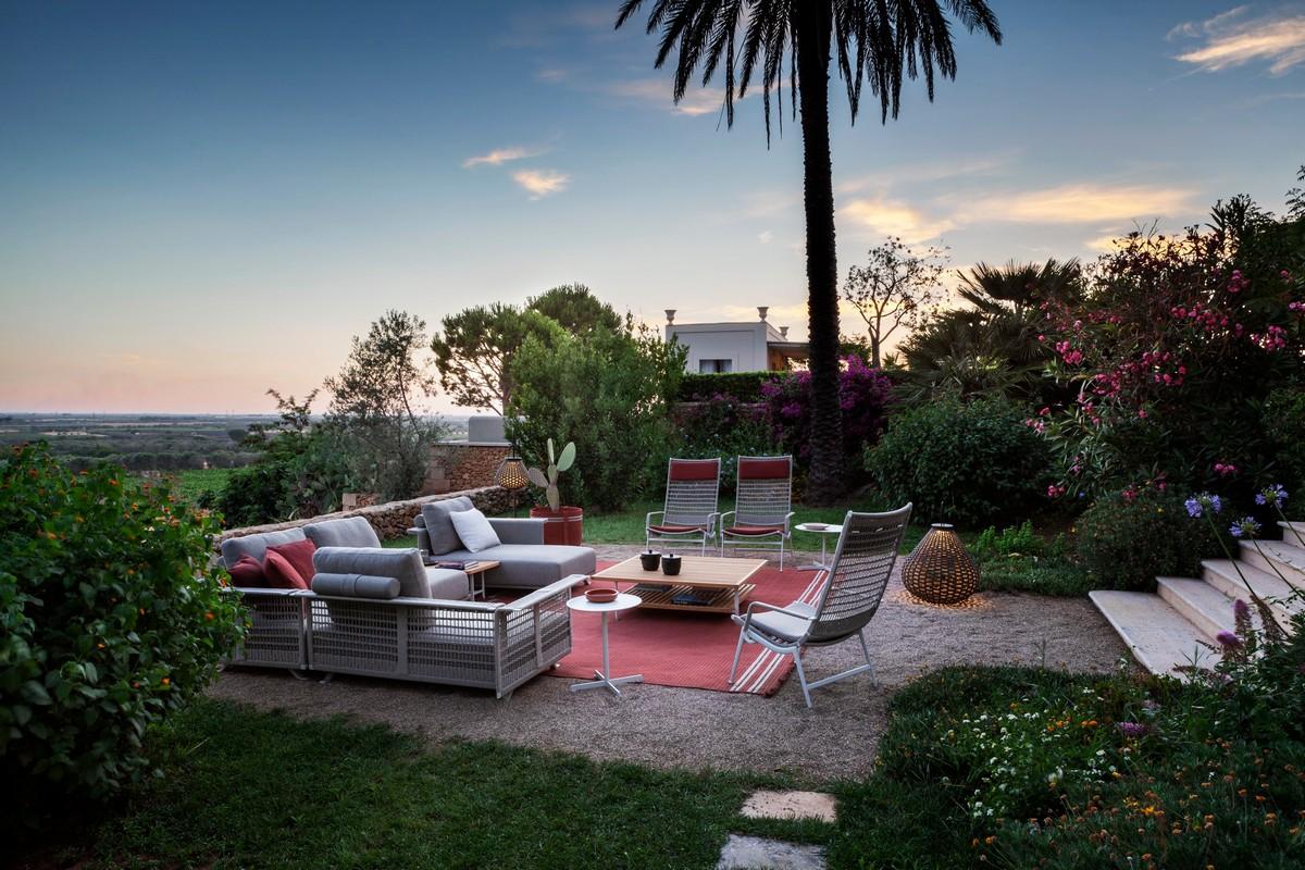 Fuorisalone 2021 Poltrona Frau: la collezione Boundless Living Outdoor