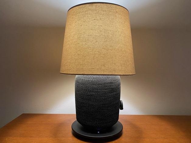 ikea-Symfonisk-lampada