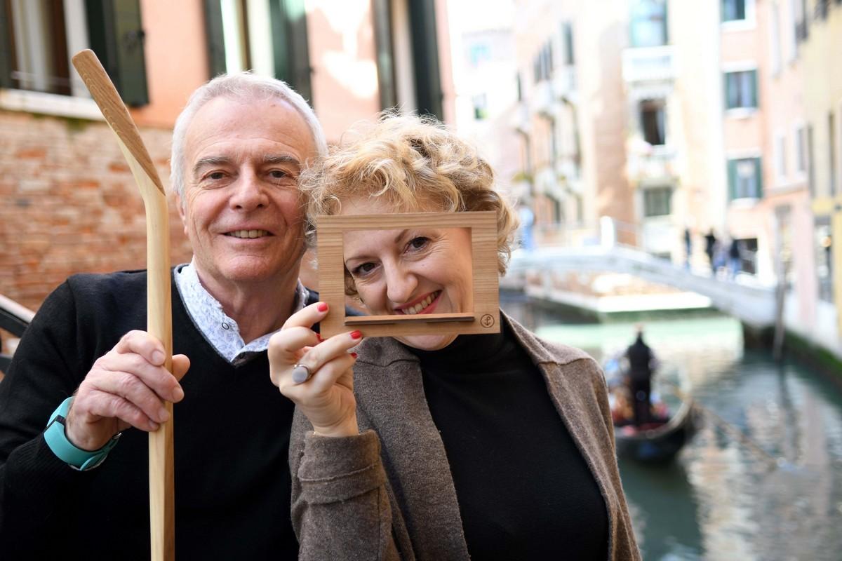 Pieces of Venice: l'intervista a Luciano Marson e Karin Friebel